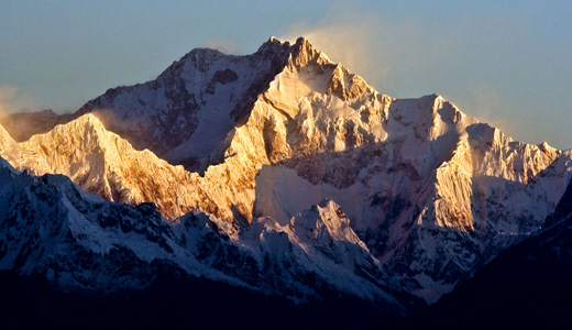 kanchenjunga-india