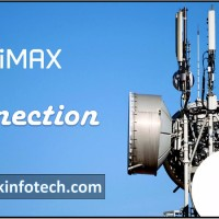 WiMax Connection - Broadband internet-BSNL