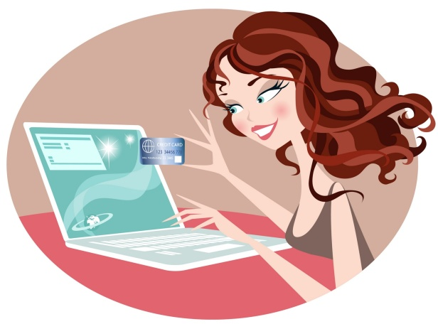 online-shopping-girl-illustration
