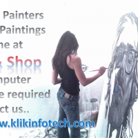 Sell your Paintings & Art works Online, without any computer knowledge..