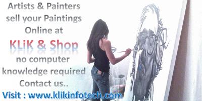 Buy Or Sell Paintings Online Klik Infotech - Sell paintings online