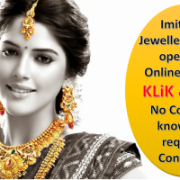 Sell Imitation Jewellery Online, without any computer knowledge..