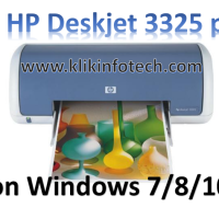 Install HP Deskjet 3325 Printer on Win 7/8/10 Successfully