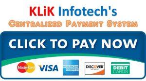 klik infotech payment gateway - donate now
