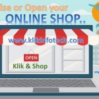 Open your Online Shop..Without any Computer Knowledge...contact us