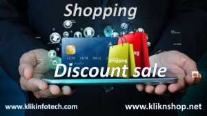 klik infotech - sale sale sale - get discount on every shopping