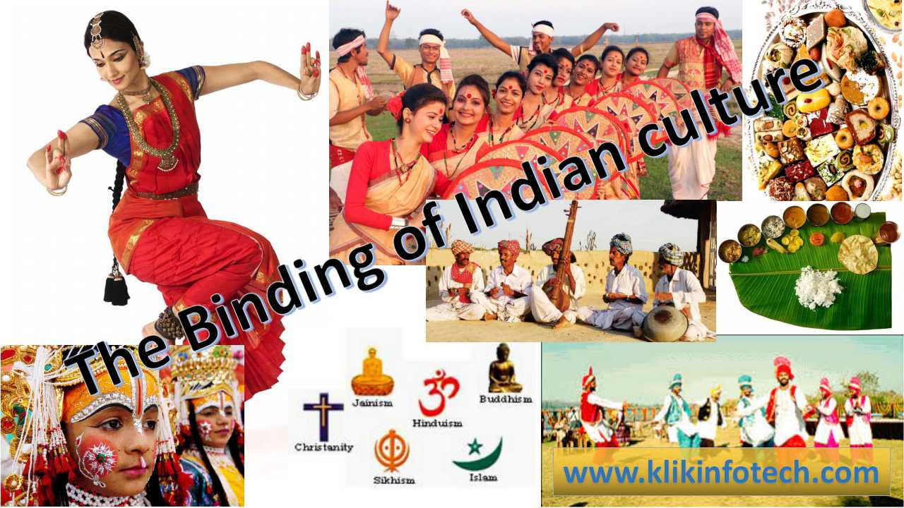 The Binding of Indian Culture