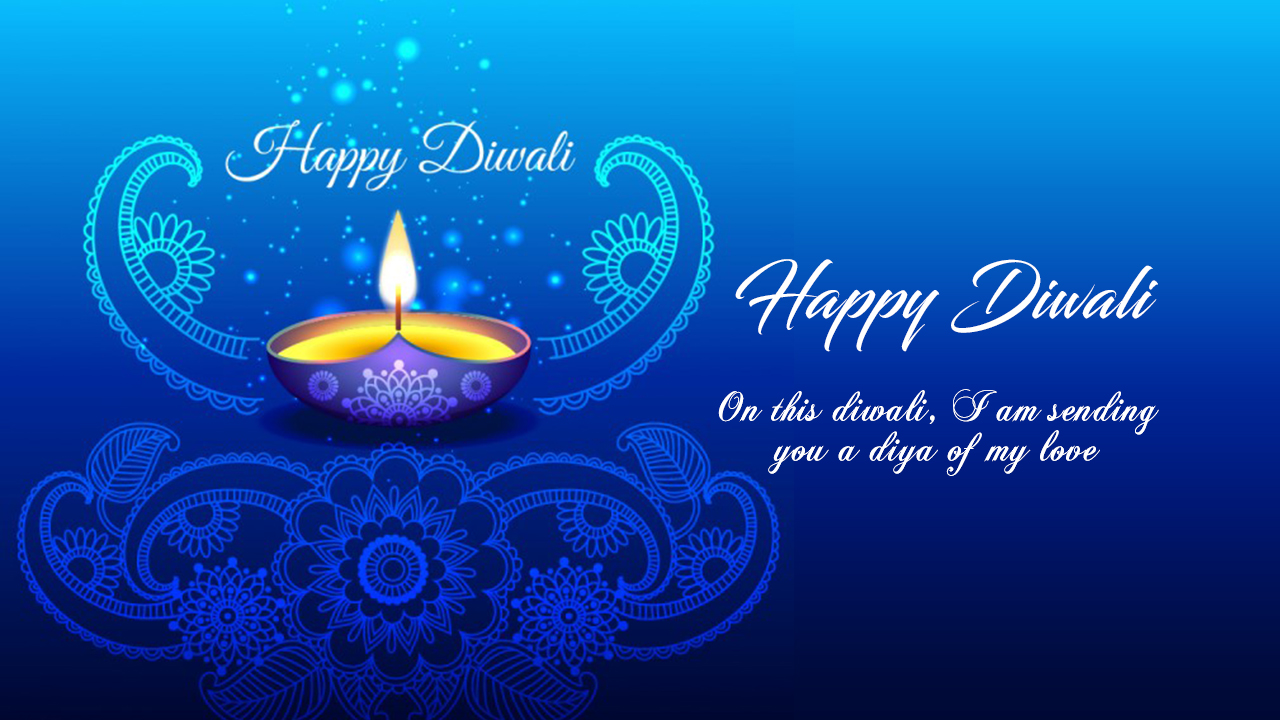 Wish you HAPPY DIPAWALI – Click to watch a impressive video