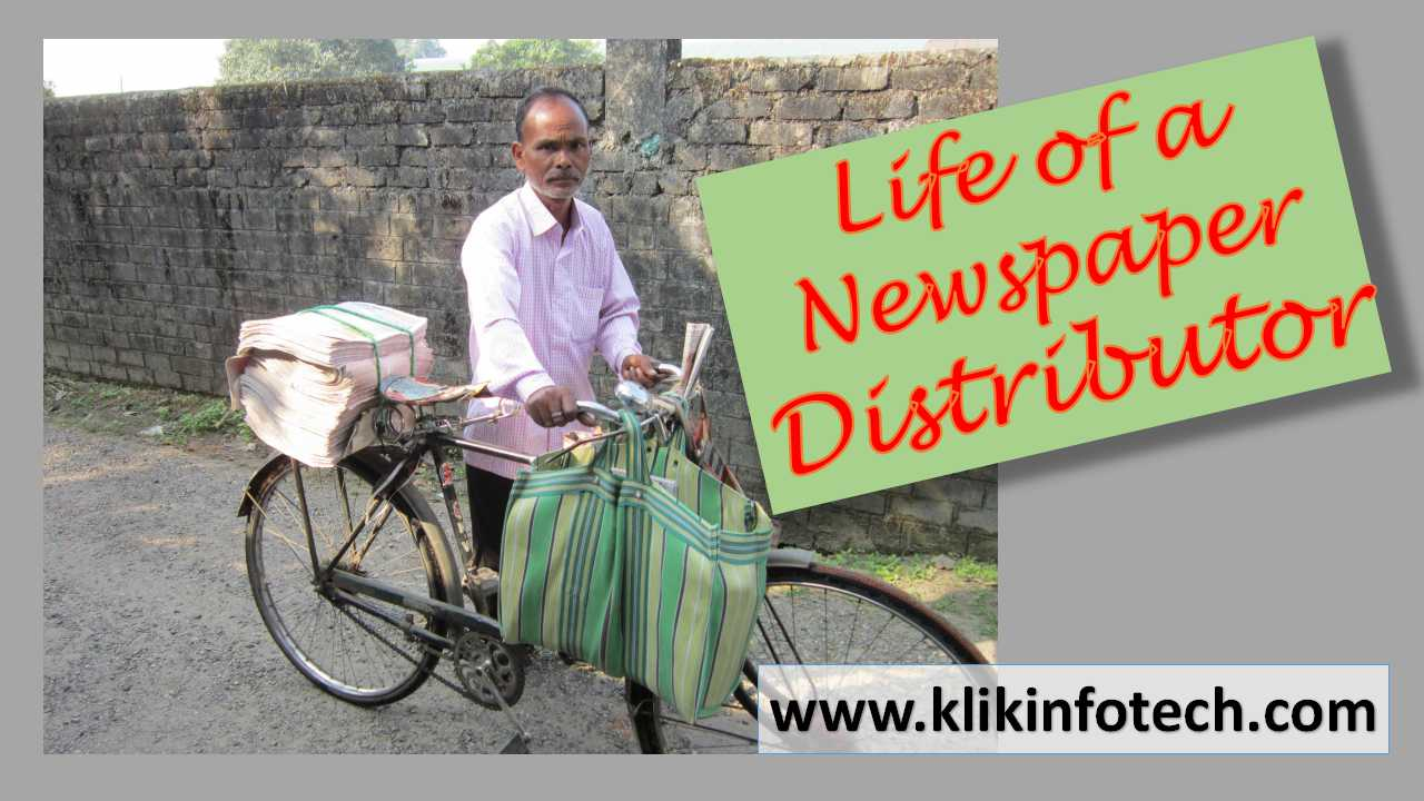 Tough Jobs : Newspaper Distributors