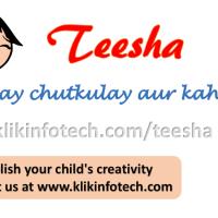 Teesha Kay Chutkulay aur kahaniyan