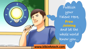 klik blogs - express your talent world wide