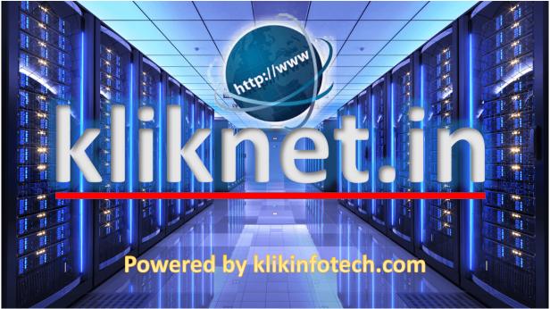 kliknet buy cheap domains, server space, domain etc. cloud based services.