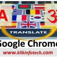 How to translate any web page on Google Chrome Browser