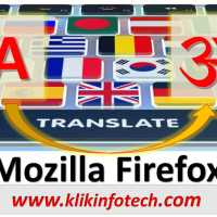How to translate any web page on Mozilla Firefox