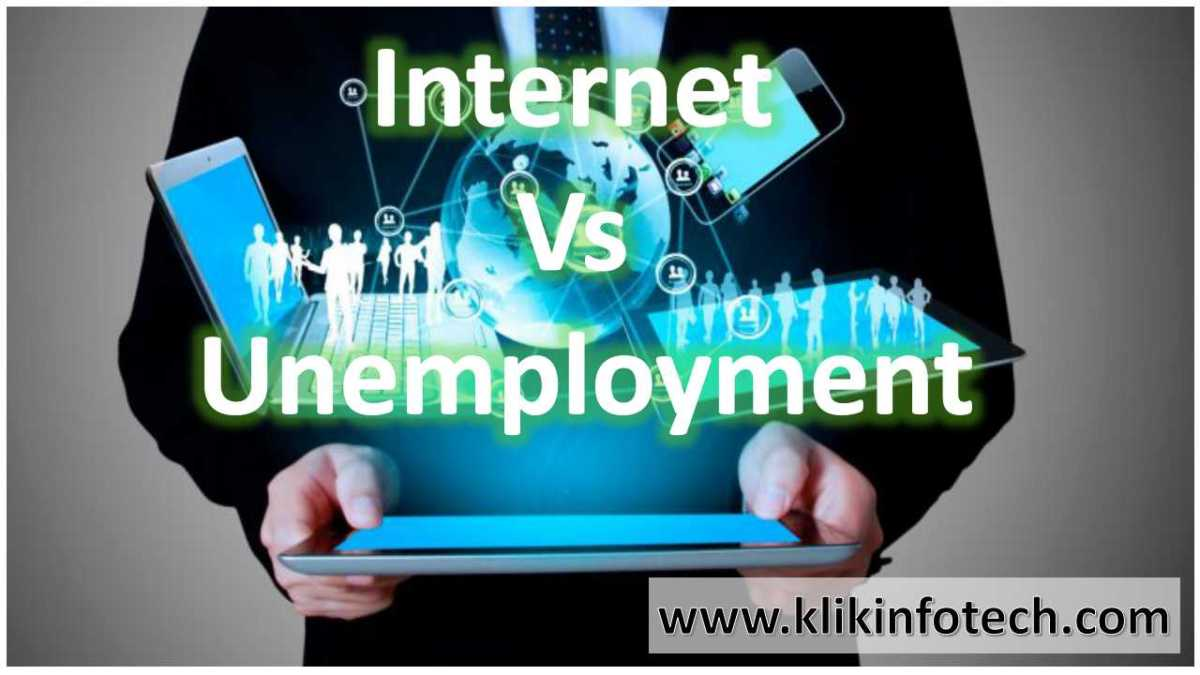 How internet is creating more unemployment