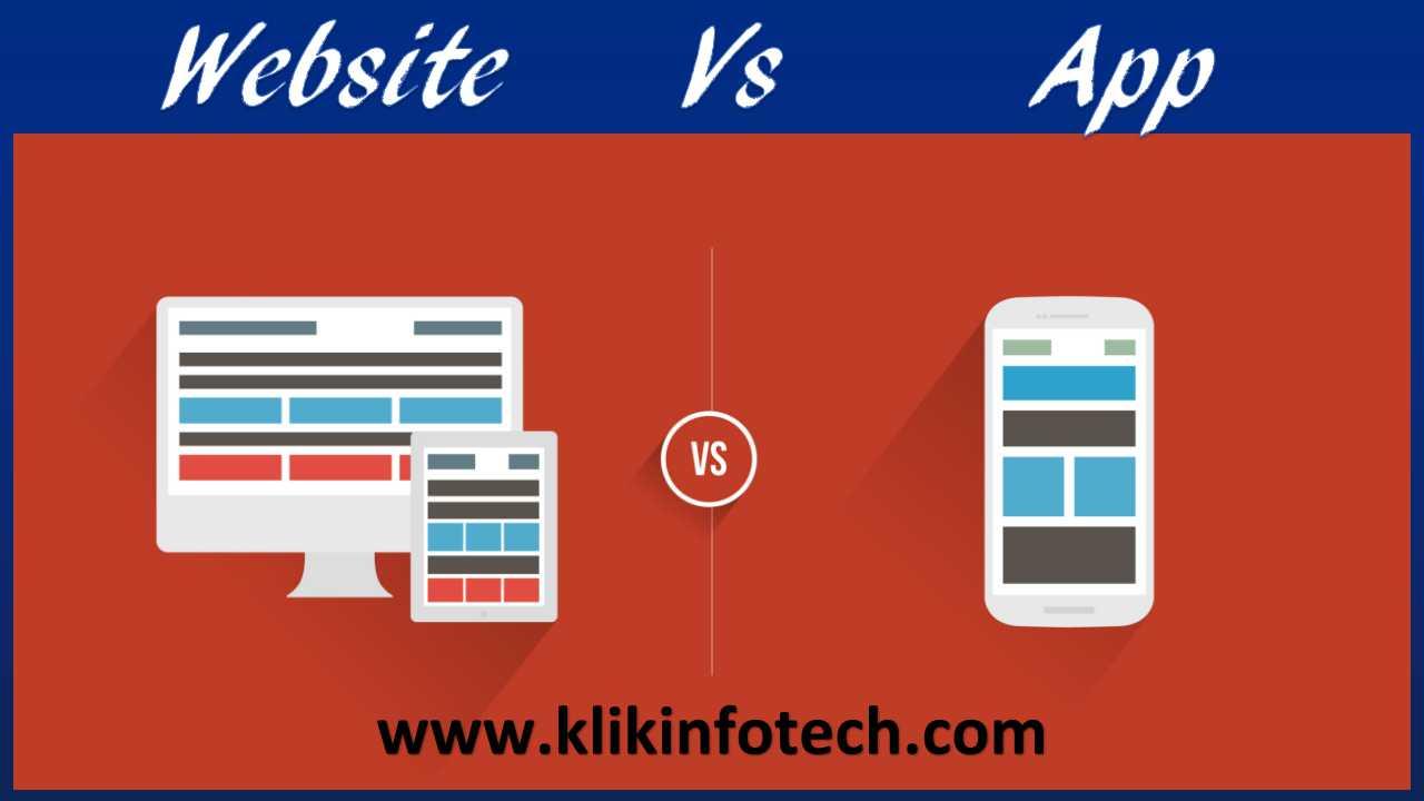 Website Vs App