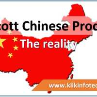 Boycott Chinese products - The reality