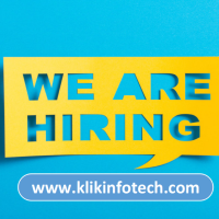 We are Hiring - Work with us....