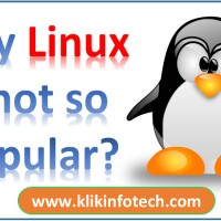 Why Linux is not so Popular ?
